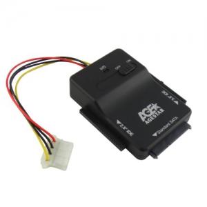 "USB3.0 к 2.5"",3.5"" SATA или IDE HDD Адаптер"